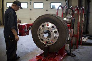 Tire Work