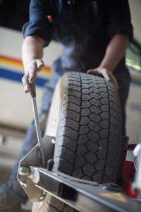 Tire Balance